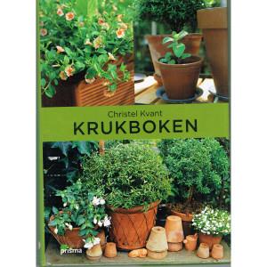 Kända trädgårdsjournalisten Christel Kvant har skrivit den här fina boken om odling i kruka. Både vacker och praktisk!  Prisma  2007.  Begagnat ex, som ny.